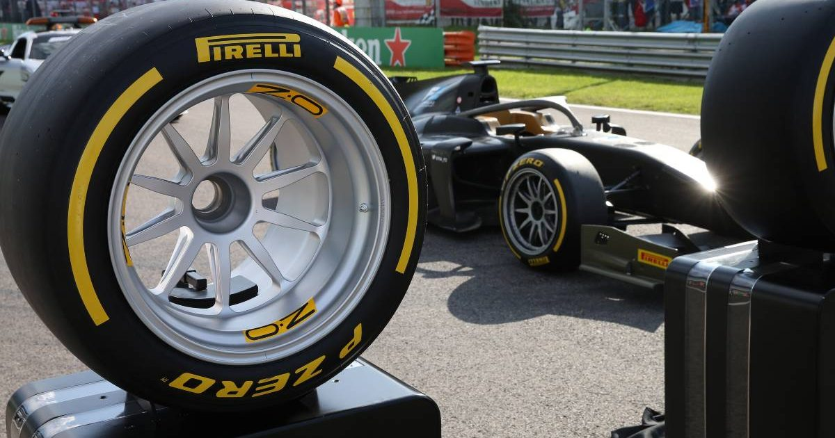 18-inch Pirelli tyres