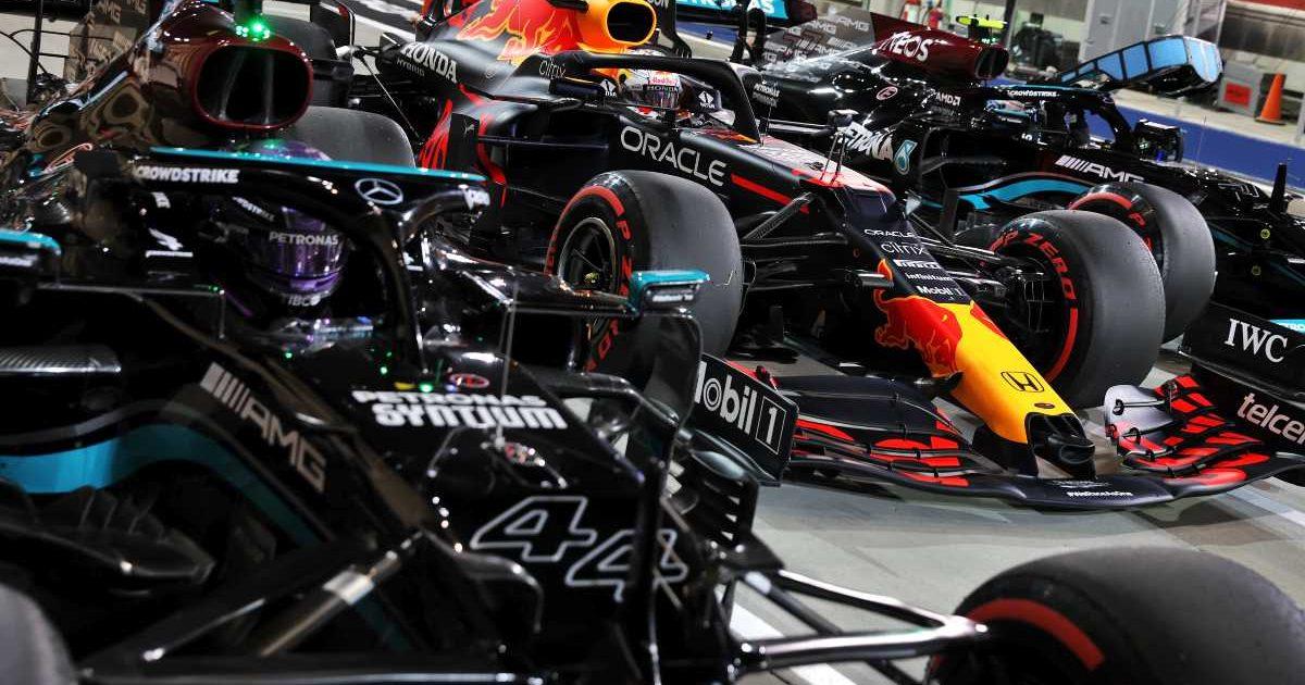 Mercedes Red Bull