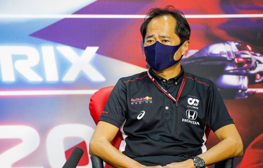 Toyoharu Tanabe, Honda's F1 technical director