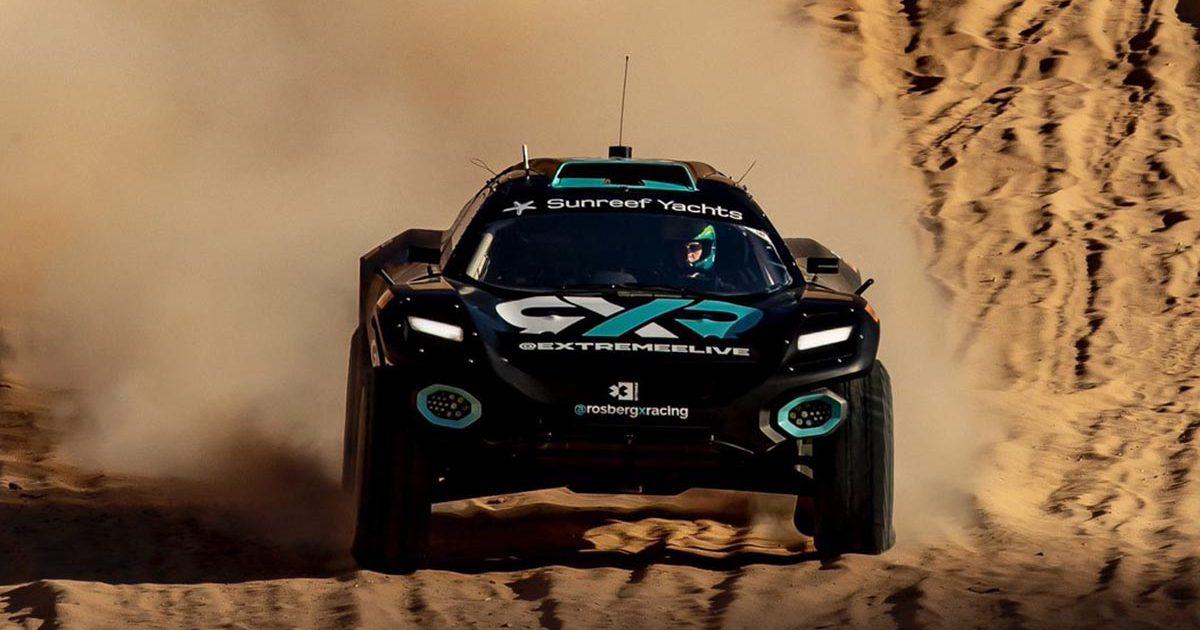Rosberg X Racing Extreme E