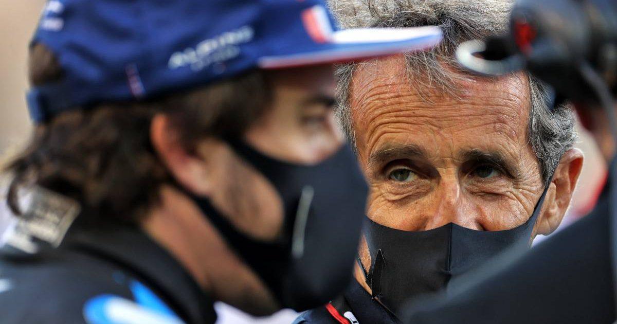 Alain Prost Fernando Alonso