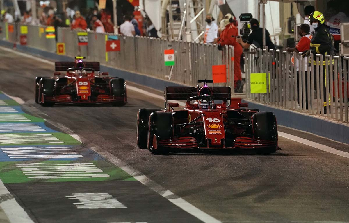 Charles Leclerc and Carlos Sainz promise 'frankness' if incidents happen    PlanetF1