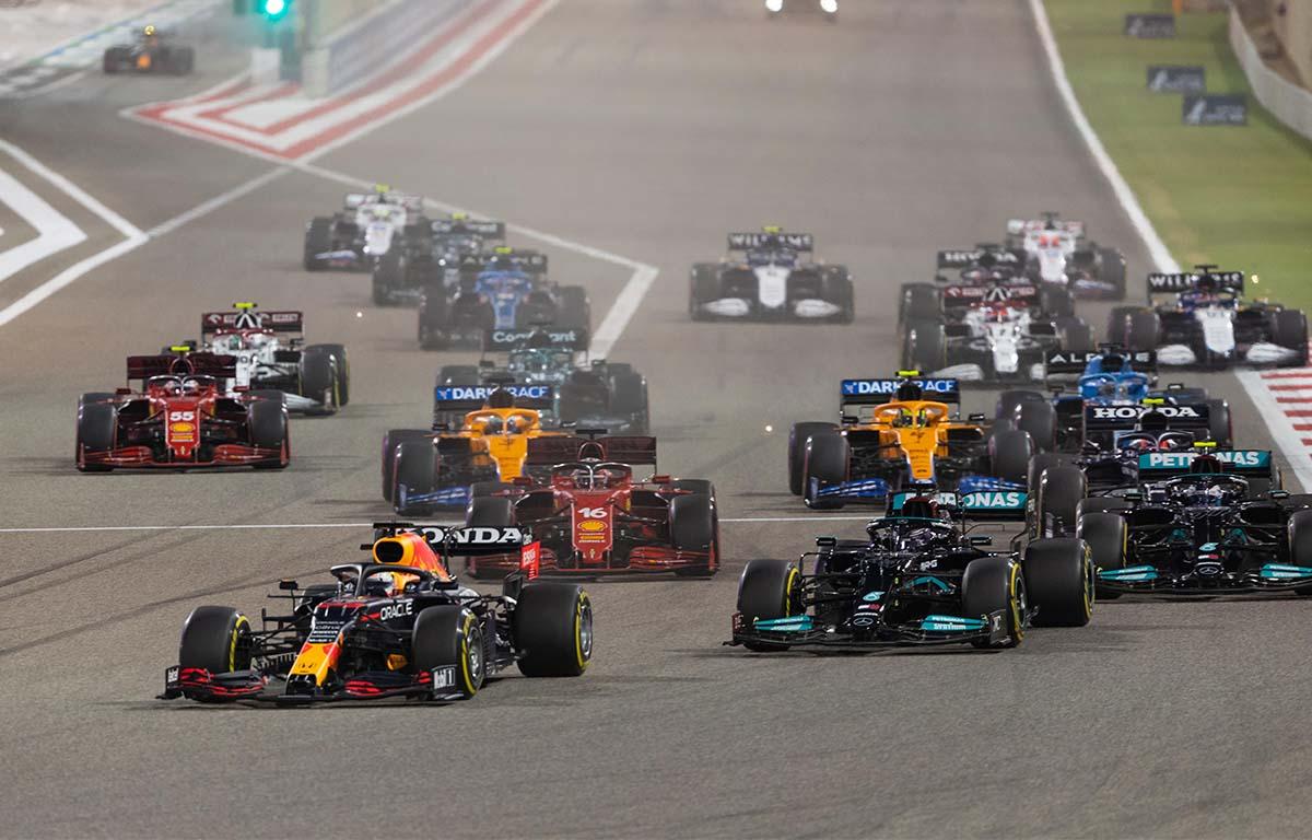 Bahrain GP PA