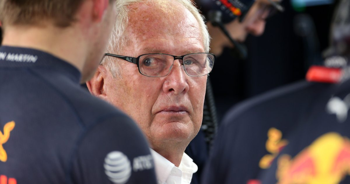 Helmut Marko Max Verstappen