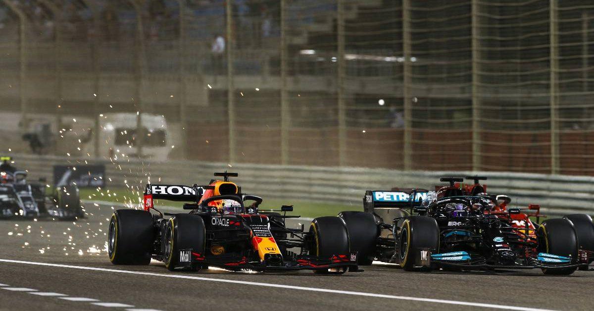 Red Bull Mercedes Ferrari