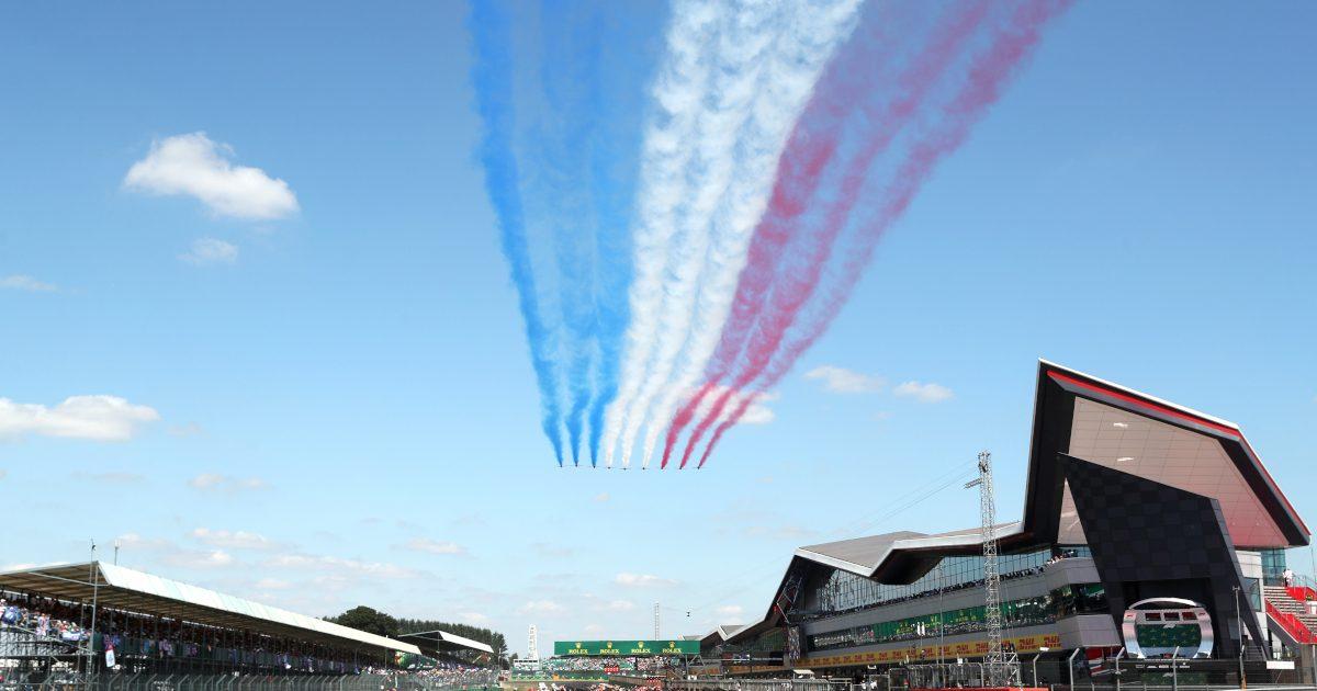 Silverstone circuit British Grand Prix