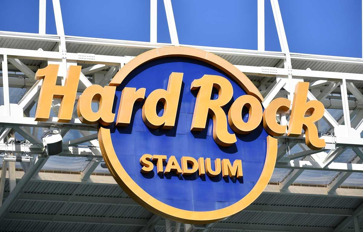Hard Rock Stadium, Miami Grand Prix