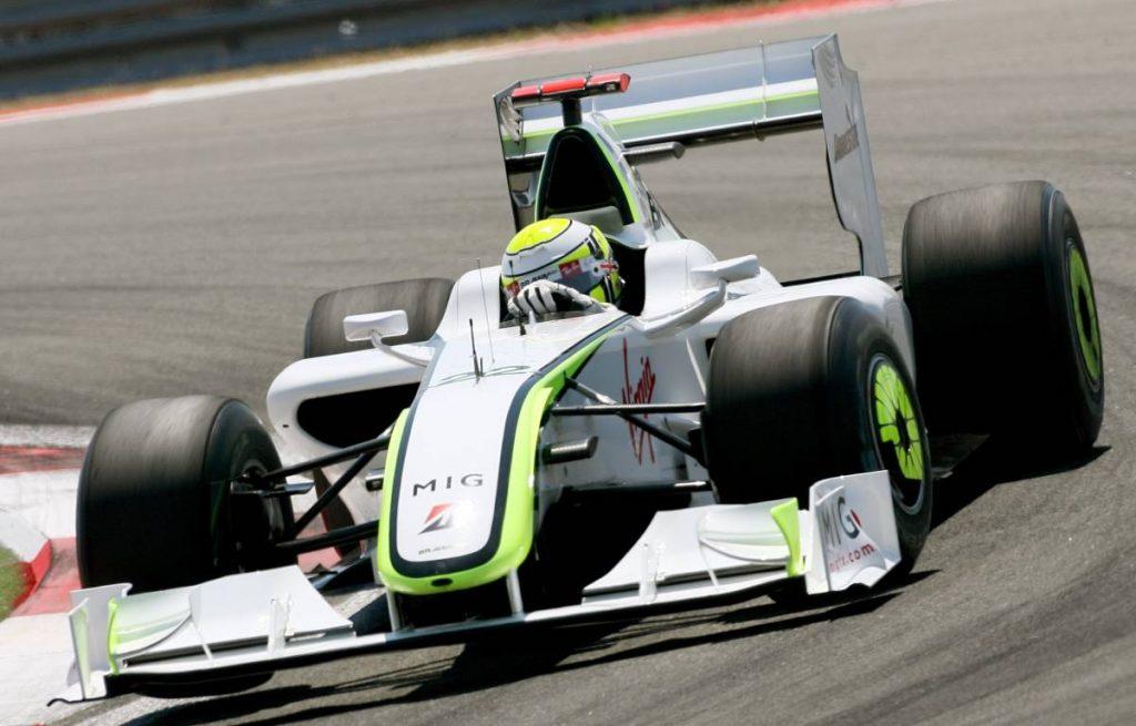 Jenson Button, Brawn