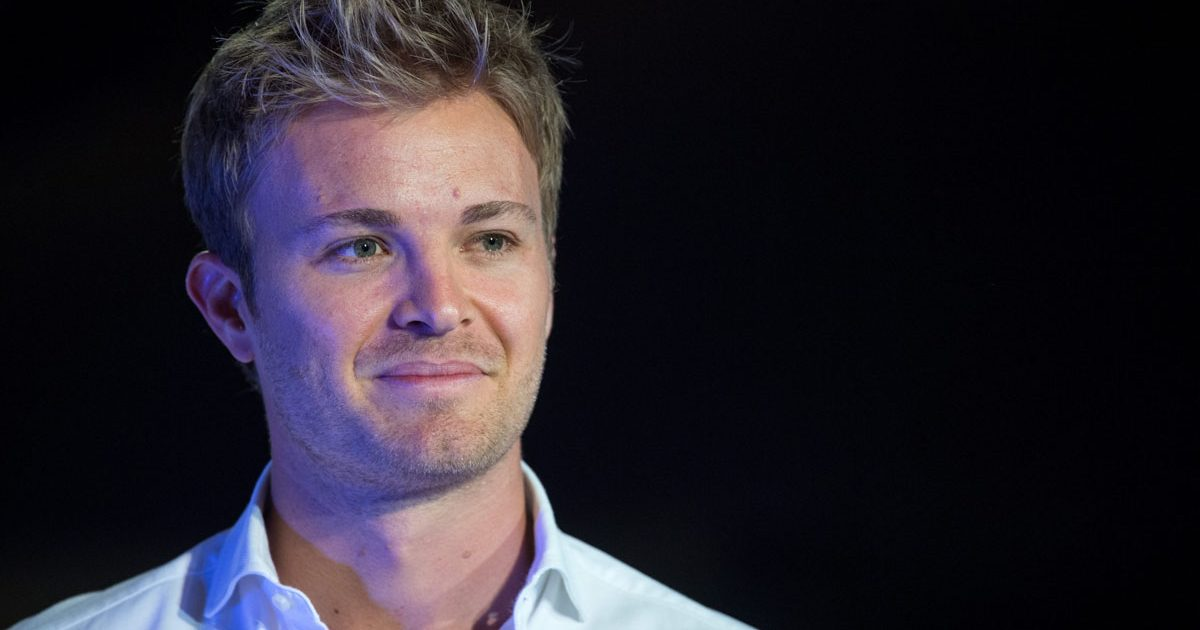 Nico Rosberg retired from F1 in 2016