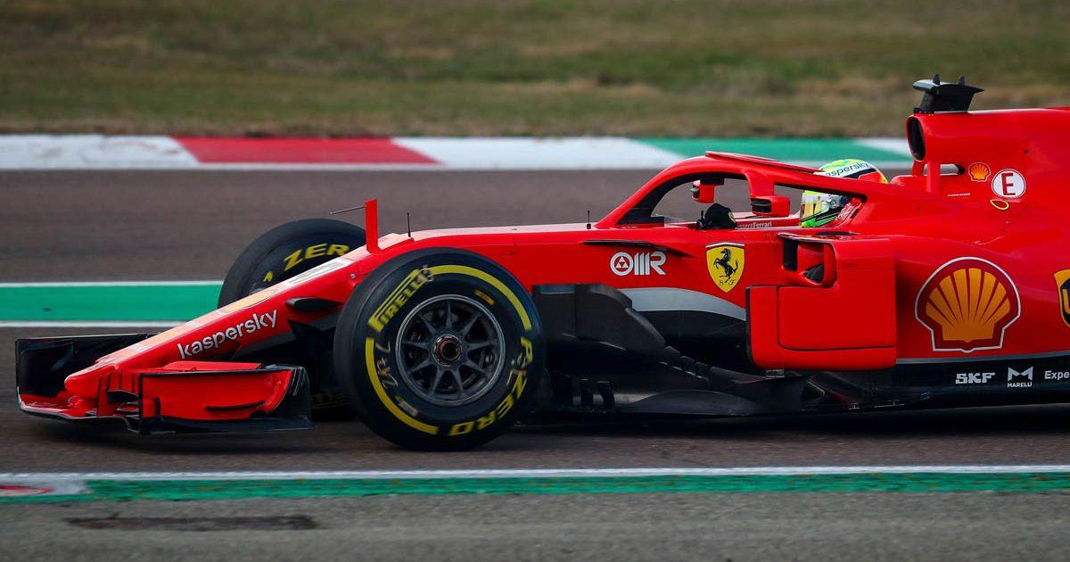 2018 Ferrari SF71H test, April 2021, Fiorano, Charles Leclerc