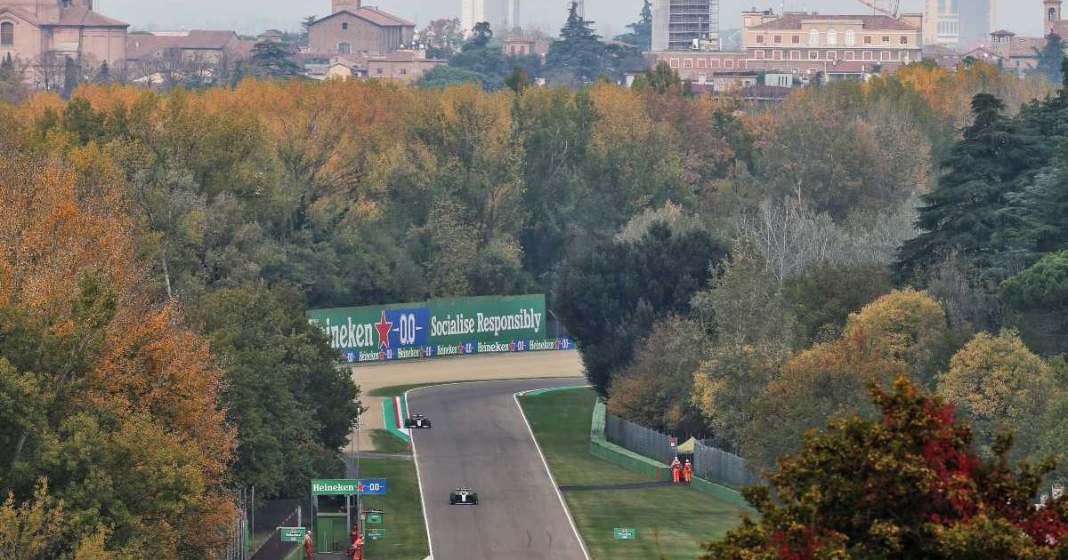 Emilia Romagna Grand Prix Imola Imola