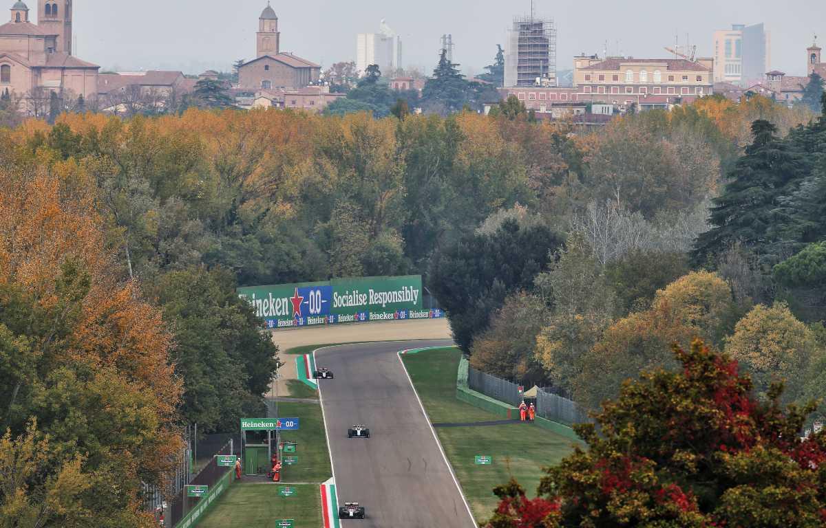 Emilia Romagna Grand Prix Imola