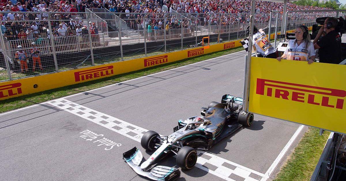 Lewis Hamilton Canadian Grand Prix 2019 PA
