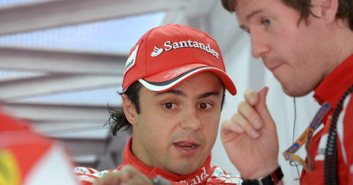 Felipe Massa Rob Smedley