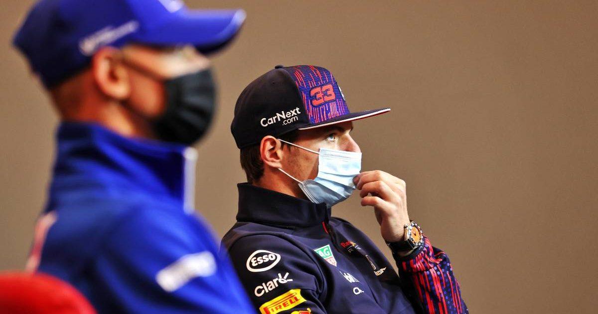 Max Verstappen, 2021 Imola press conference