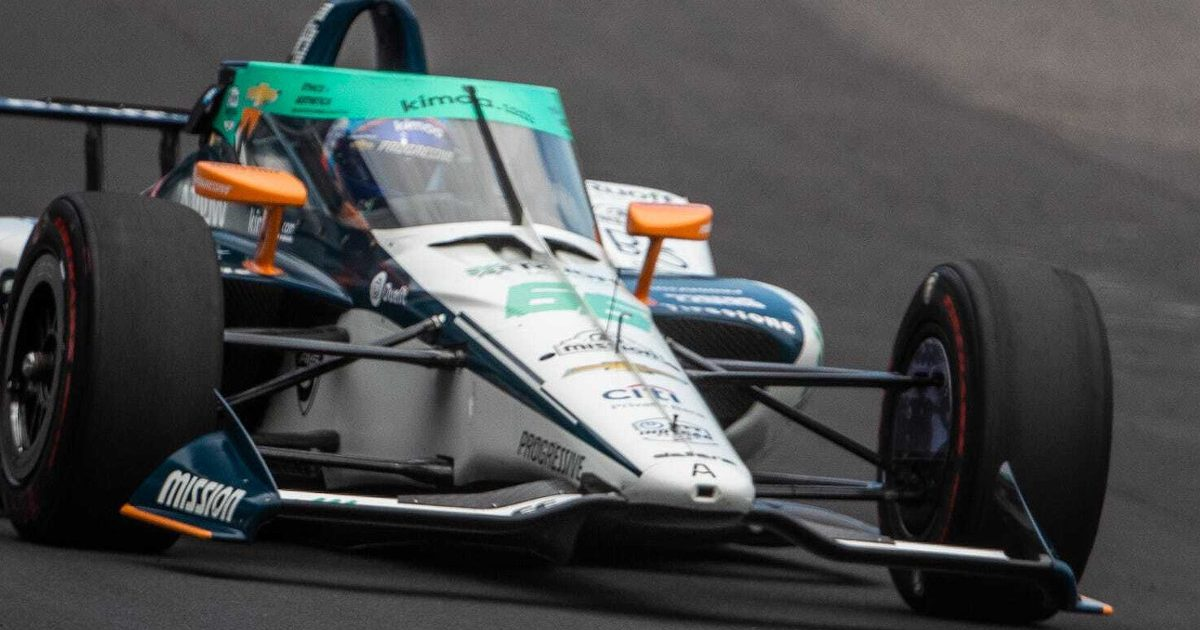 Fernando Alonso IndyCar