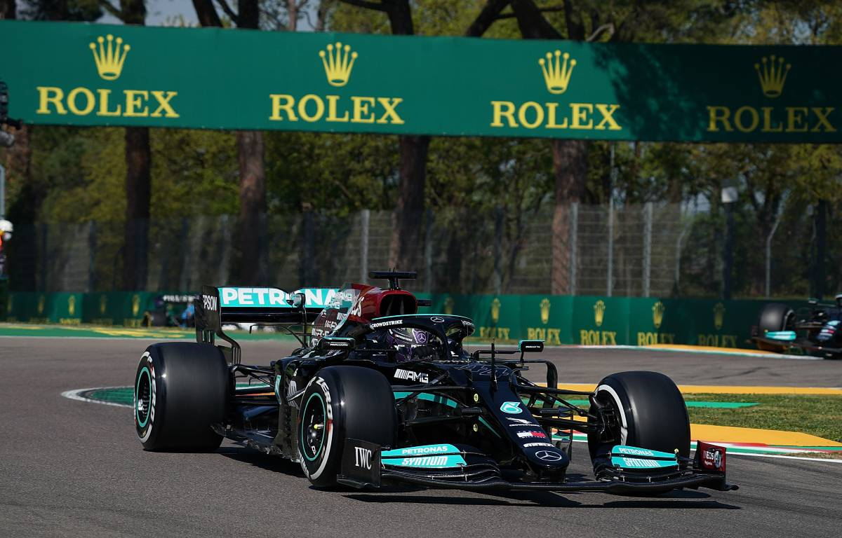 Mercedes Sir Lewis Hamilton
