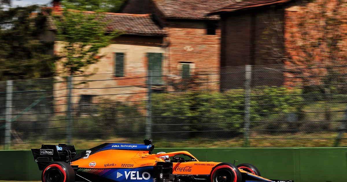 Formula 1 Imola 2021 Daniel Ricciardo