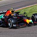 Sergio Perez Red Bull PA