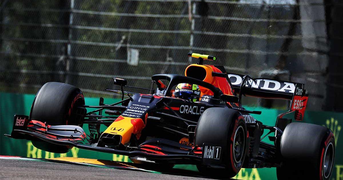 Sergio Perez Imola PA