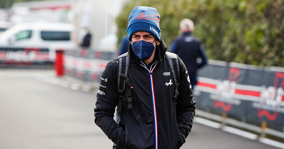 Fernando Alonso PA