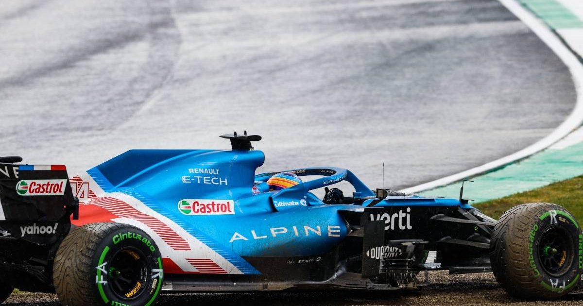 Fernando Alonso, Imola
