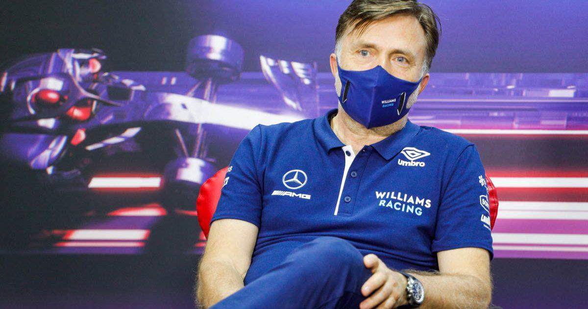 Jost Capito, Williams CEO