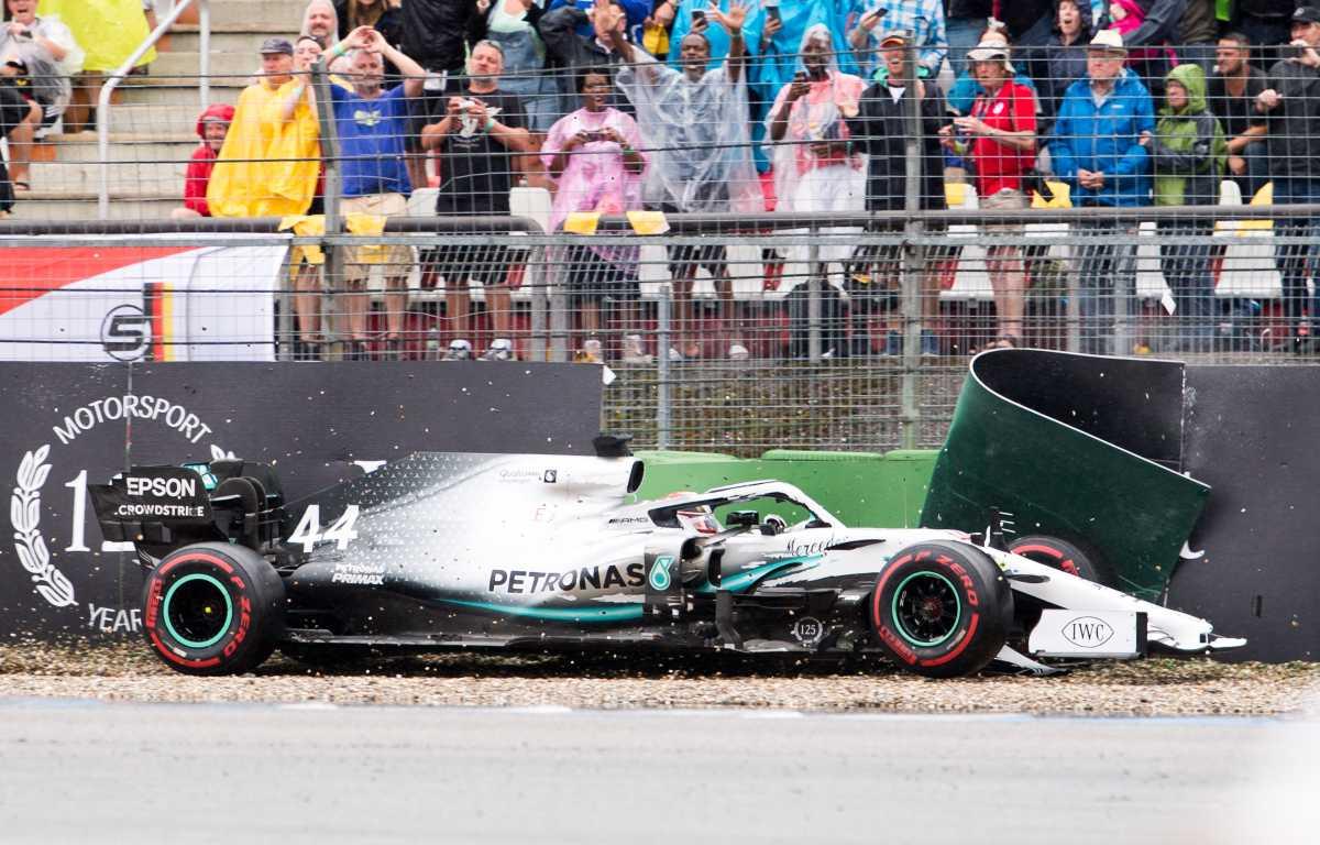 Lewis Hamilton Germany 2019