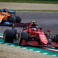 Carlos Sainz Daniel Ricciardo McLaren Ferrari