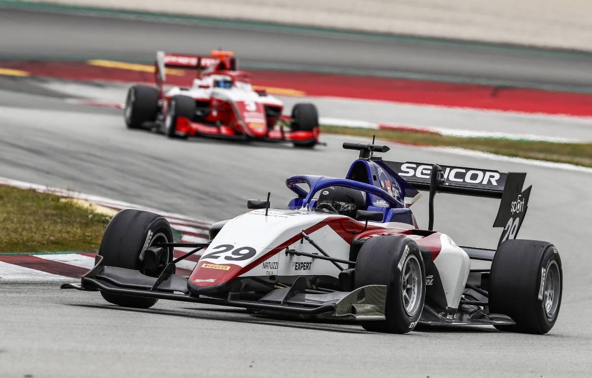 Circuit de Barcelona Catalunya chicane
