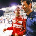 Mark Webber Sebastian Vettel