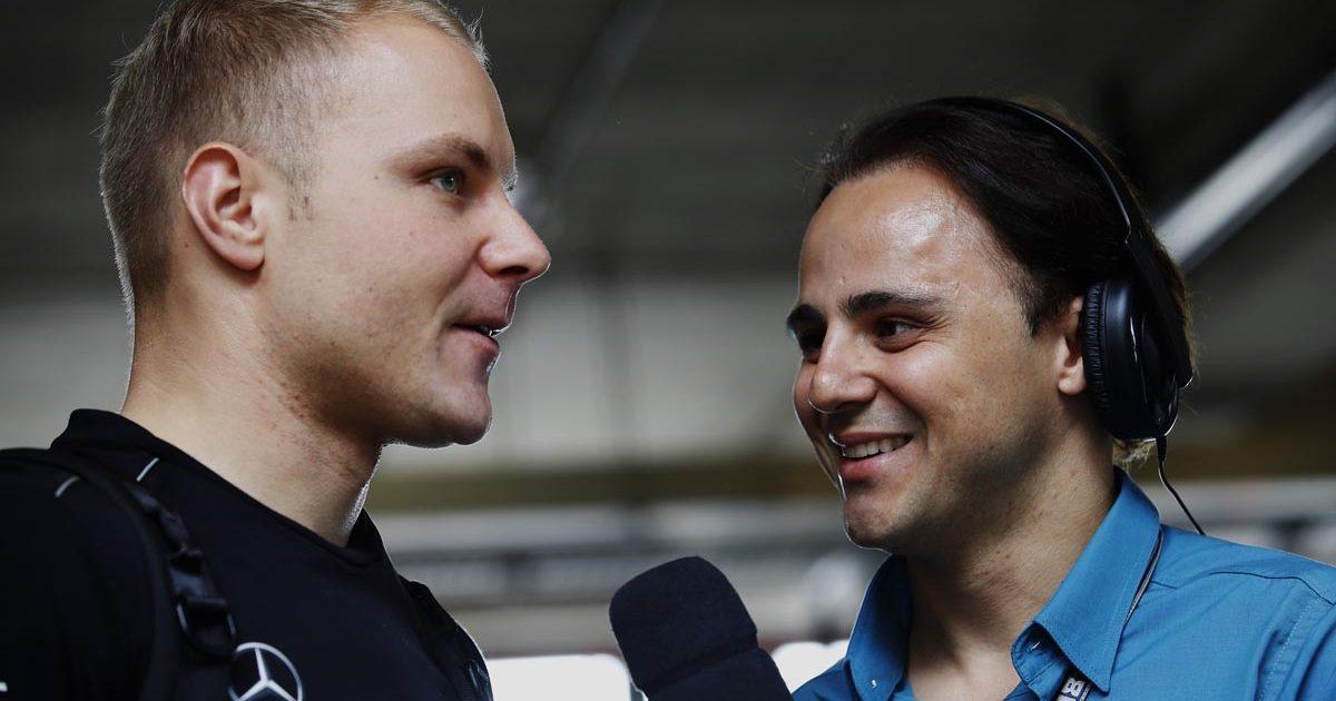 Felipe Massa Valtteri Bottas