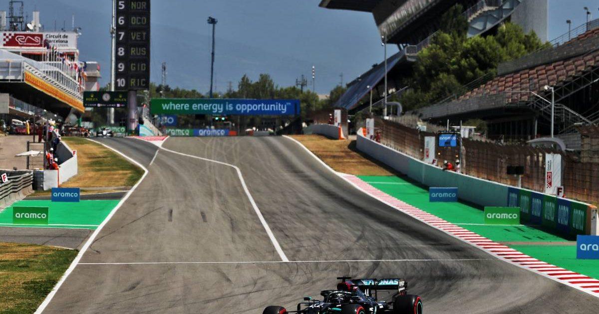 Lewis Hamilton, Mercedes, 2020 Spanish Grand Prix, Circuit de Catalunya