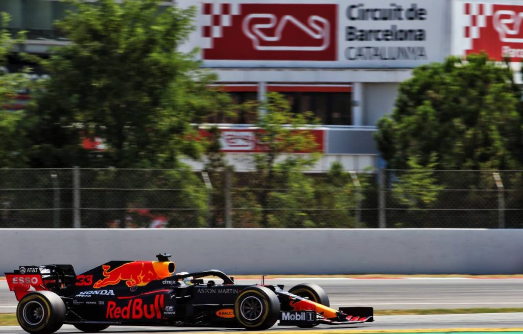 Max Verstappen, Red Bull, 2020 Spanish Grand Prix, Circuit de Catalunya