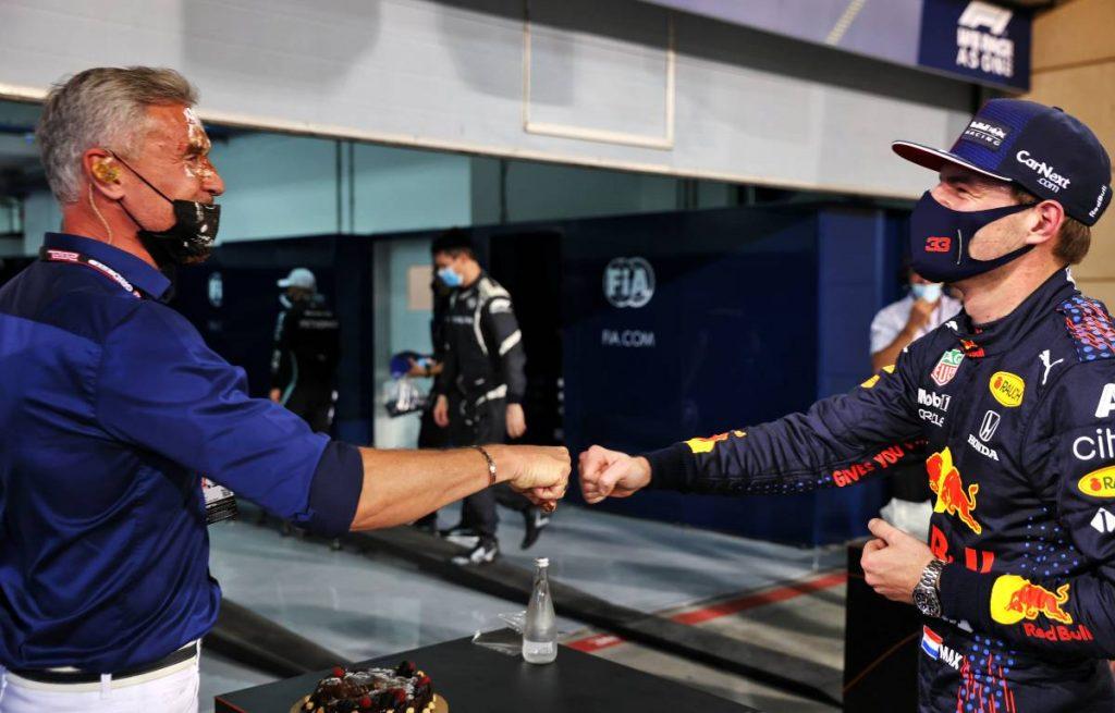 David Coulthard Max Verstappen