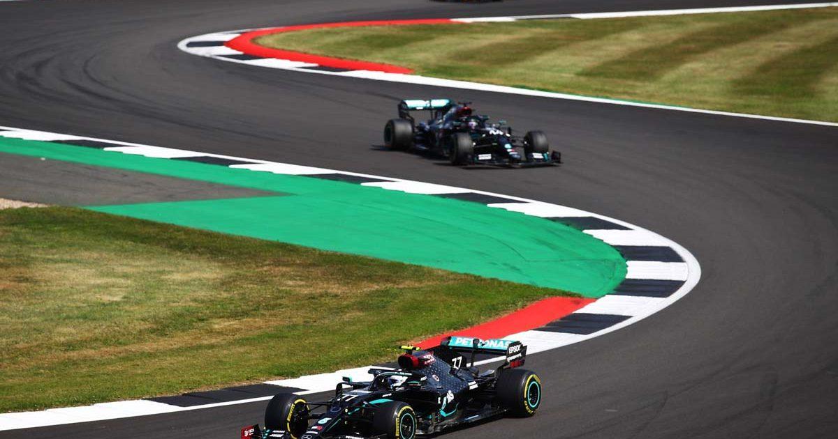 Silverstone sprint qualifying