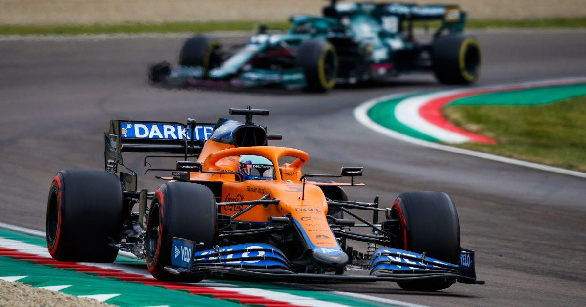 McLaren and Aston Martin