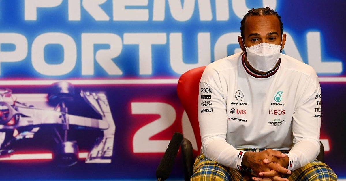 Sir Lewis Hamilton PA