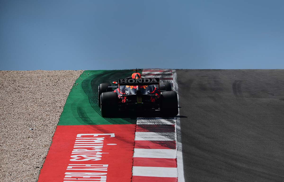 Portuguese Grand Prix Max Verstappen Red Bull