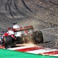 Kimi Raikkonen, 2021 Portuguese Grand Prix qualifying