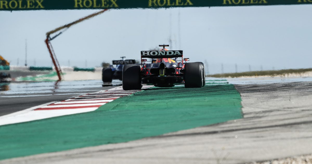 Max Verstappen Red Bull track limits