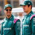 Sebastian Vettel, Lance Stroll, Aston Martin 2021