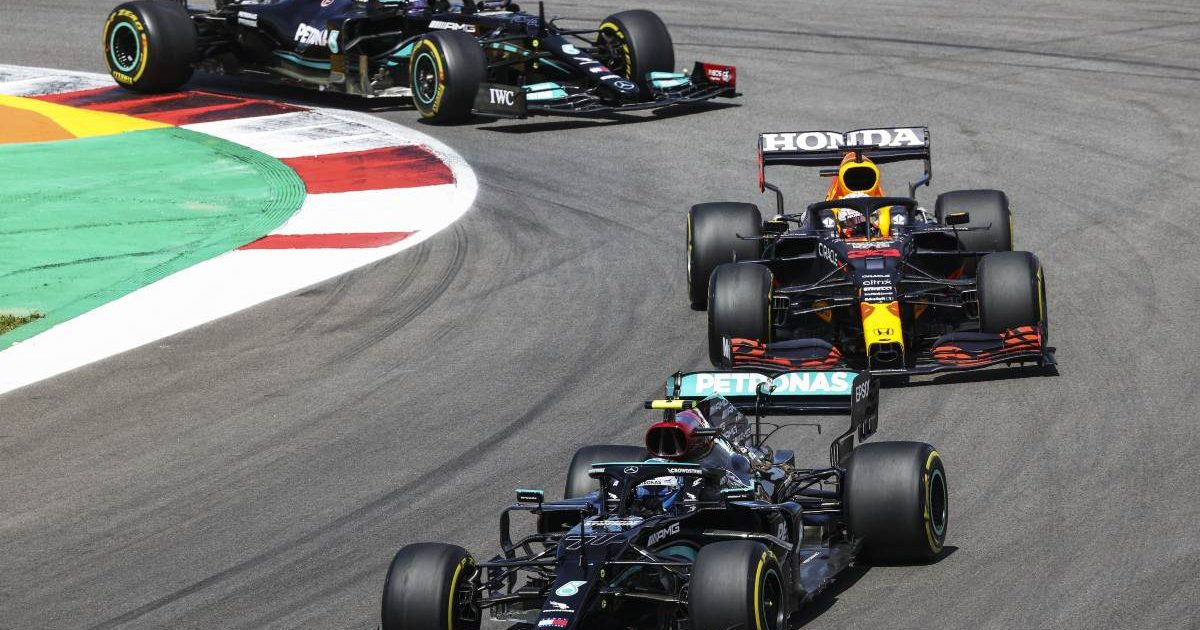 Valtteri Bottas, Mercedes, Max Verstappen, Red Bull, Lewis Hamilton, Mercedes