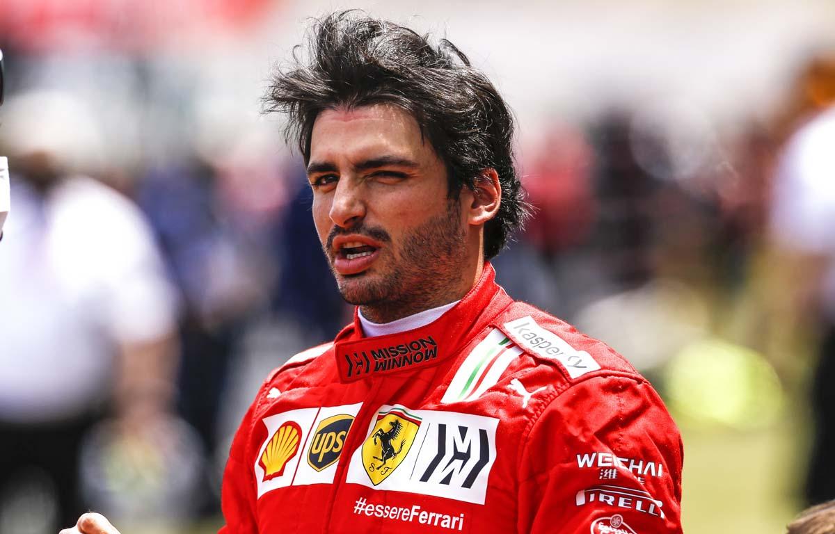 Carlos Sainz, Ferrari