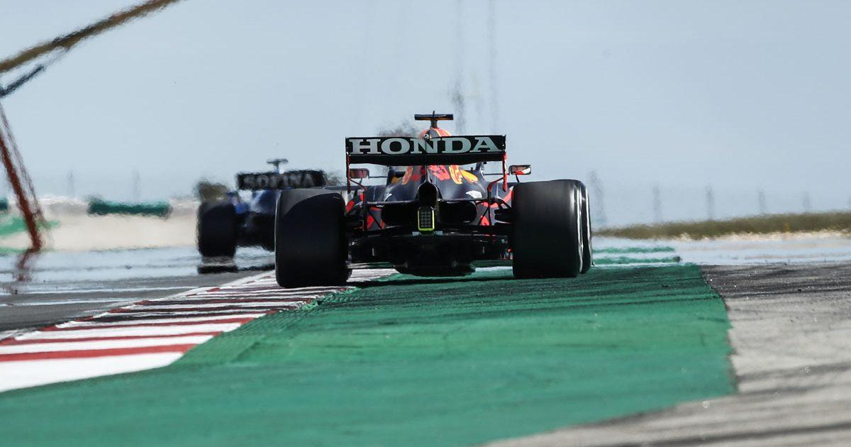 Max Verstappen track limits