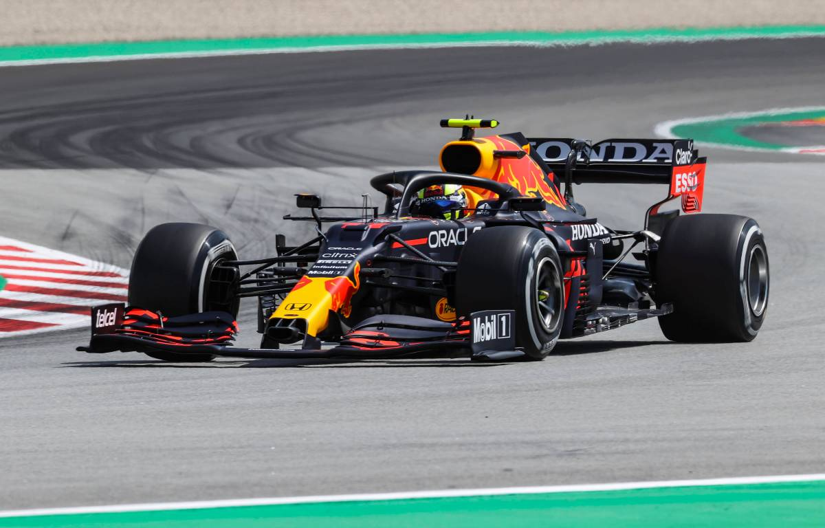 Sergio Perez Red Bull