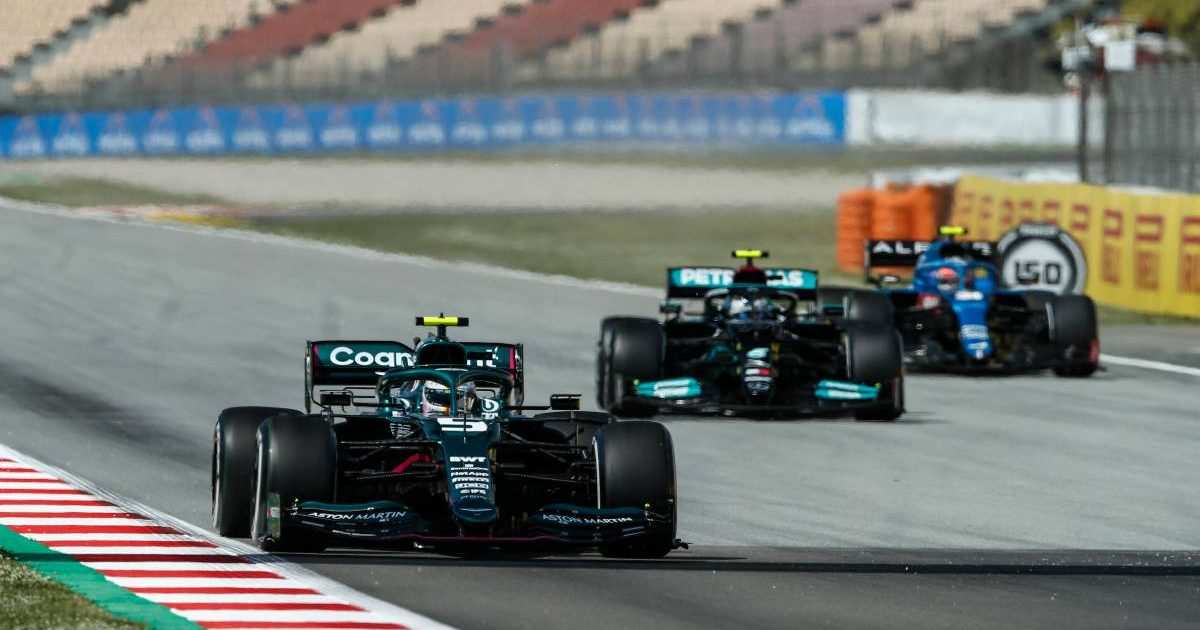 Sebastian Vettel Aston Martin, Mercedes, Alpine