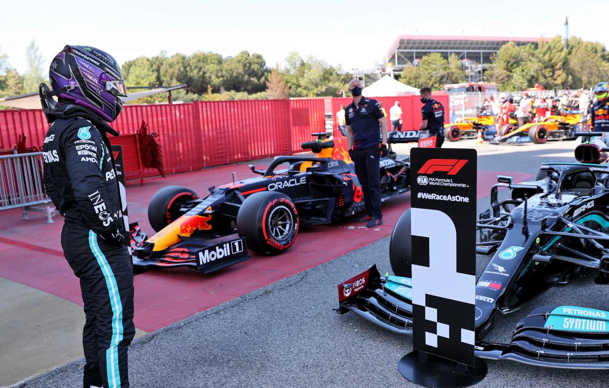 Lewis Hamilton no1