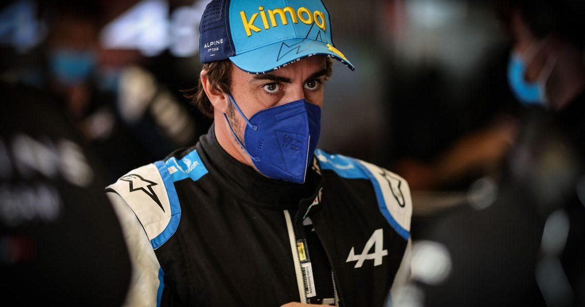 Fernando Alonso Spain 2021 PA