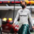 Sebastian Vettel Spain 2021 PA